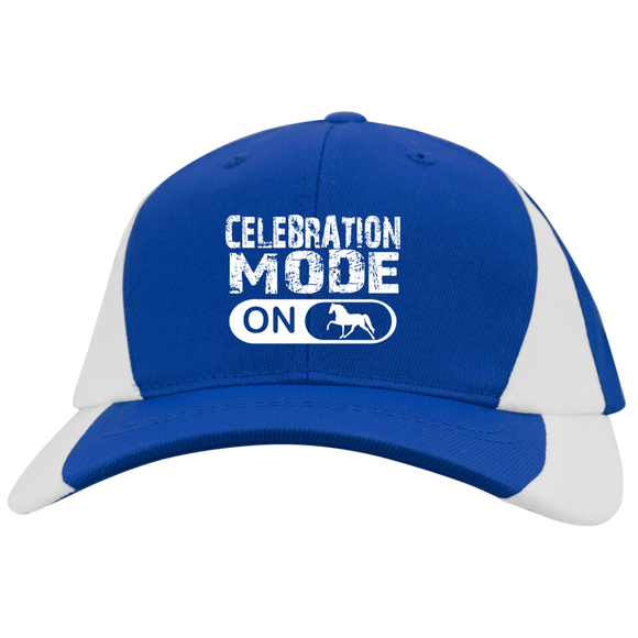 CELEBRATION MODE (TWH Pleasure) YSTC11 Youth Mid-Profile Colorblock Cap