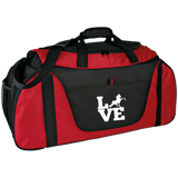 Love (TWH Performance) BG1050 Medium Color Block Gear Bag