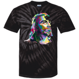 JESUS (multi color) CD100Y Youth Tie Dye T-Shirt