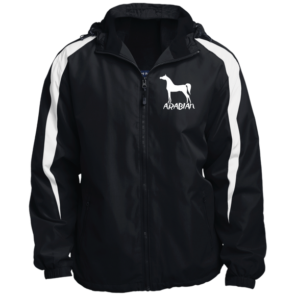 Arabian YST81 Sport-Tek Youth Colorblock Fleece-Lined Jacket