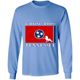 Walking Across Tennessee G240 Gildan LS Ultra Cotton T-Shirt