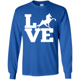 Love (TWH Performance) G240B Youth LS T-Shirt