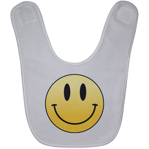 MR SMILEY BABYBIB Baby Bib