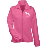 Morgan M990W Harriton Women's Fleece Jacket
