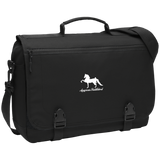 American Saddlebred Design 2 BG304 Messenger Briefcase