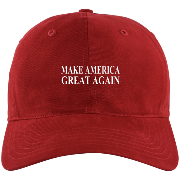 Make America Great Again A12 Unstructured Cresting Cap