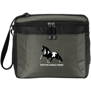 SPOTTED SADDLE HORSE BG513 12-Pack Cooler
