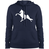 Tennessee Walking Horse (Performance) LST254 Sport-Tek Ladies' Pullover Hooded Sweatshirt