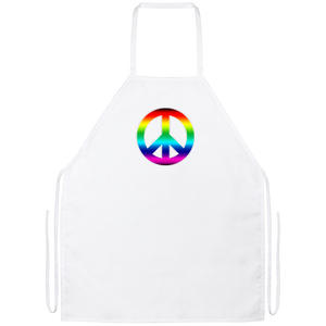 PEACE SIGN Apron
