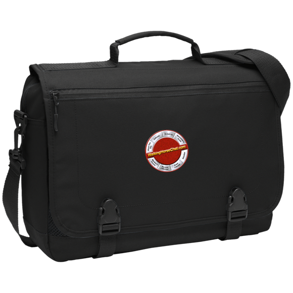 whclogo2017 BG304 Messenger Briefcase
