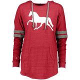 Tennessee Walking Horse (Pleasure) 229390 Holloway Ladies Hooded Low Key Pullover