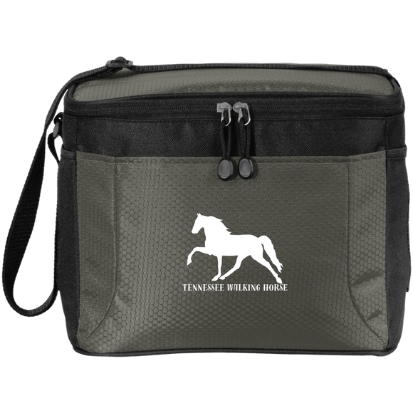 Tennessee Walking Horse (Pleasure) with letters BG513 12-Pack Cooler