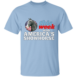 THIS WEEK WITH AMERICA'S SHOWHORSE G500 5.3 oz. T-Shirt