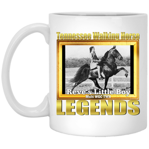 REVE'S LITTLE BOY(Legends Series) XP8434 11 oz. White Mug