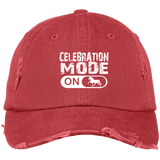 CELEBRATION MODE (TWH Pleasure) DT600 Distressed Dad Cap
