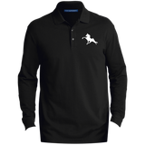 Tennessee Walking Horse (Performance) K8000LS Port Authority Men's EZCotton™ LS Polo
