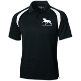 Tennessee Walking Horse (Pleasure) with letters T476 Sport-Tek Moisture-Wicking Tag-Free Golf Shirt