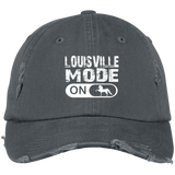 LOUISVILLE MODE final 782017 DT600 Distressed Dad Cap