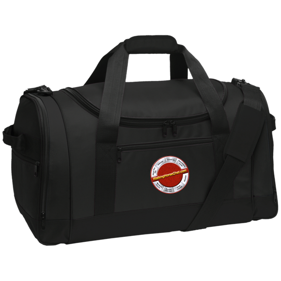 whclogo2017 BG800 Travel Sports Duffel