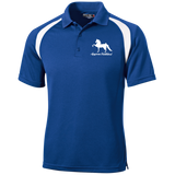 American Saddlebred Design 2 T476 Sport-Tek Moisture-Wicking Tag-Free Golf Shirt