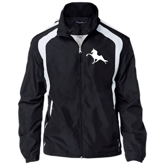Tennessee Walking Horse (Performance) YST60 Sport-Tek Youth Colorblock Jacket