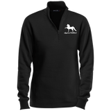 American Saddlebred Design 2 LST253 Sport-Tek Ladies' 1/4 Zip Sweatshirt