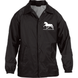 Tennessee Walking Horse (Pleasure) with letters M775 Harriton Nylon Staff Jacket