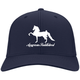 American Saddlebred Design 2 C813 Flex Fit Twill Baseball Cap