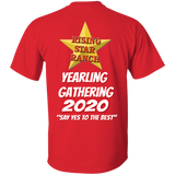 RSR YEARLING GATHERING FRONT G500 5.3 oz. T-Shirt