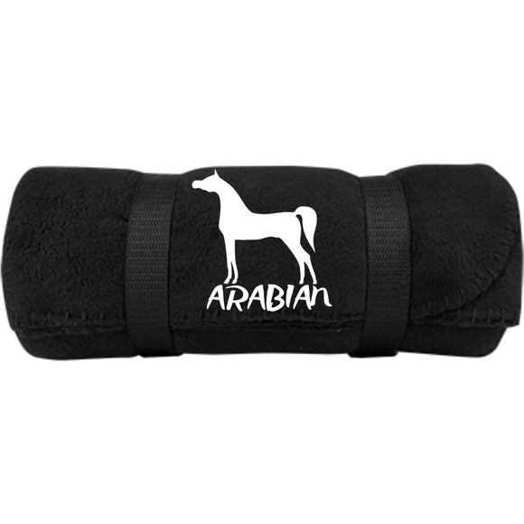Arabian BP10 Fleece Blanket