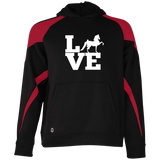 Love (Saddlebred) - Copy 229646 Holloway Youth Colorblock Hoodie