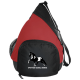 SPOTTED SADDLE HORSE BG206 Active Sling Pack
