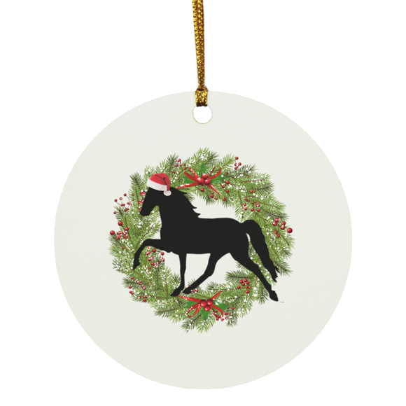 TWH Pleasure Christmas SUBORNC Circle Ornament