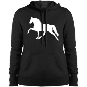 Tennessee Walking Horse (Pleasure) LST254 Sport-Tek Ladies' Pullover Hooded Sweatshirt
