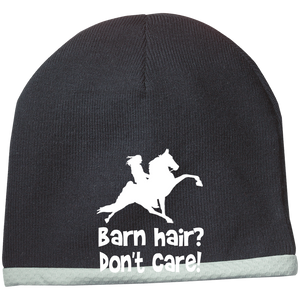 BARN HAIR, DONT CARE (TWH PERFORMANCE) STC15 Performance Knit Cap