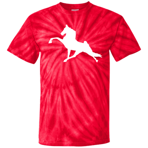 Tennessee Walking Horse (Performance) CD100Y Youth Tie Dye T-Shirt