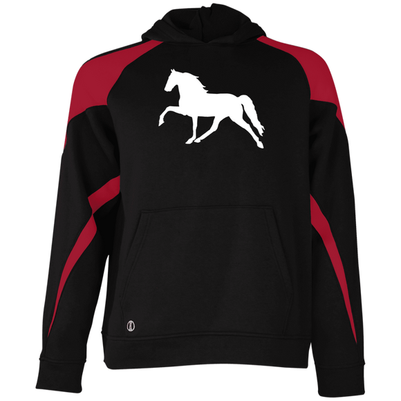Tennessee Walking Horse (Pleasure) 229646 Holloway Youth Colorblock Hoodie
