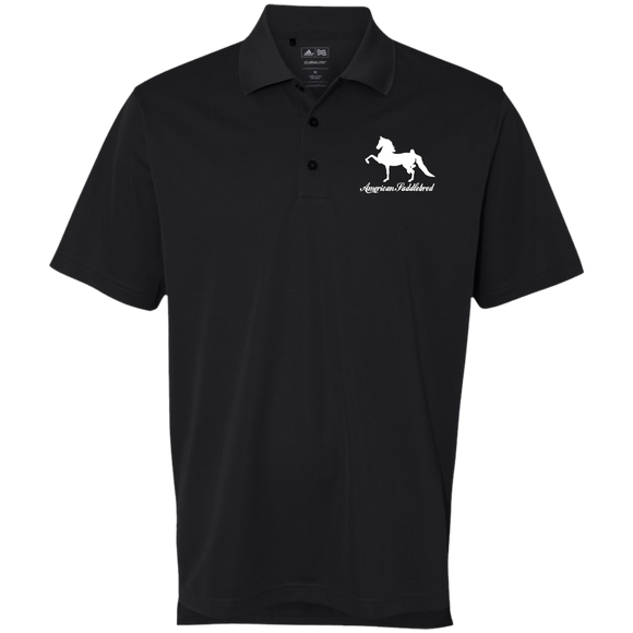 American Saddlebred Design 2 A130 Adidas Golf ClimaLite Basic Performance Pique Polo
