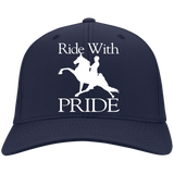 RIDE WITH PRIDE CP80 Twill Cap