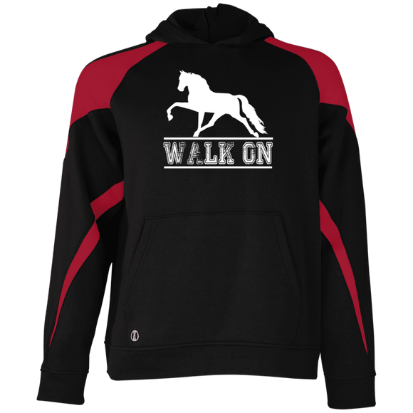 Walk On TWH Pleasure 229646 Holloway Youth Colorblock Hoodie