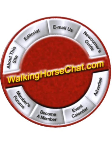 WalkingHorseChat.com Yearly Membership
