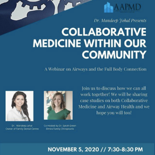 Collaborative Medicine Within Our Community Webinar