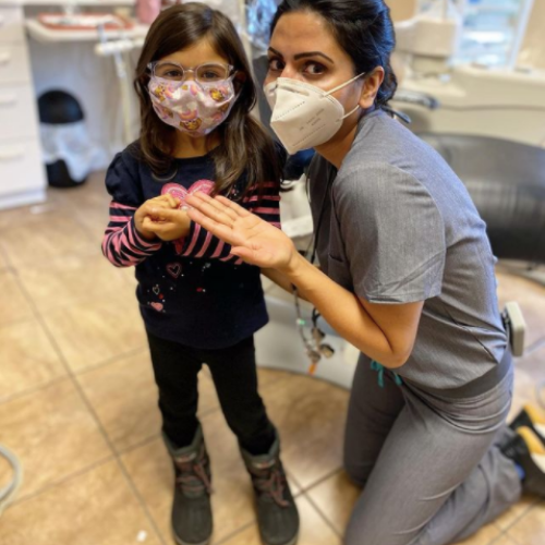 Guelph Pediatric Dentist for Cavities