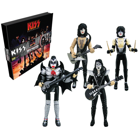 Destroyer Collectible Action Figures