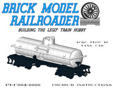 American Car & Foundry Type 27 Tank Car Premium Instructions