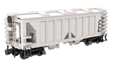 ACF 70-Ton 1958 Cu. Ft. Covered Hopper Premium Instructions
