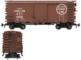 "Atlantic Coast Line's ""Post 1958"" Decals for the Pullman PS-1 Boxcar"