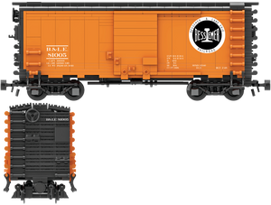 Bessemer & Lake Erie Decals for the Pullman PS-1 Boxcar