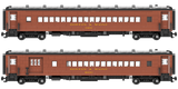 Boston & Maine Arch Roof Coach and Combine Decal Set