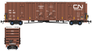 Canadian National Decals for the Gunderson 60' High Cube Boxcar